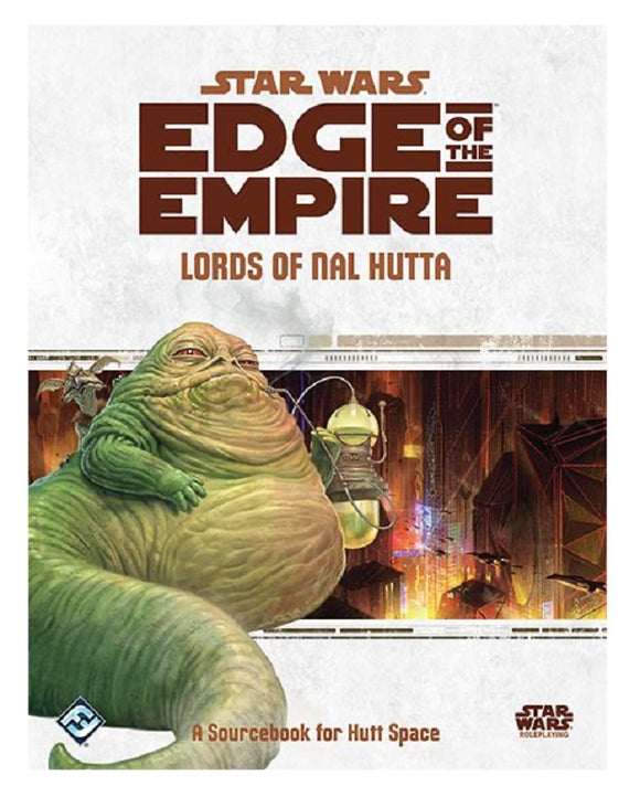 Star Wars: Edge of the Empire - Lords of Nal Hutta, Sourcebook