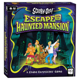 Scooby Doo: Escape from Haunted Mansion
