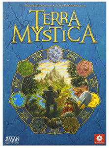 Terra Mystica. (Board Game Geek Favourite) FREE POSTAGE