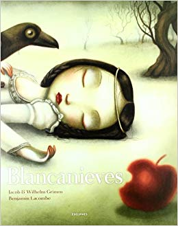 Blancanieves Jacob y Wilhelm Grimm Benjamin Lacombe (Spanish Edition) - Poetic Republic Coffee Co.