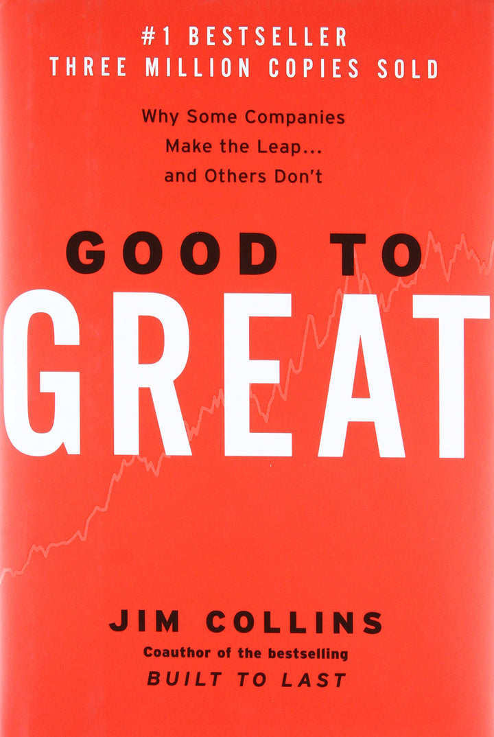 Good to Great: Why Some Companies Make the Leap and Others Don't - Poetic Republic Coffee Co.