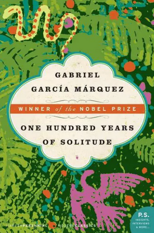 One Hundred Years of Solitude (Paperback) by Marquez Gabriel Garcia - Poetic Republic Coffee Co.