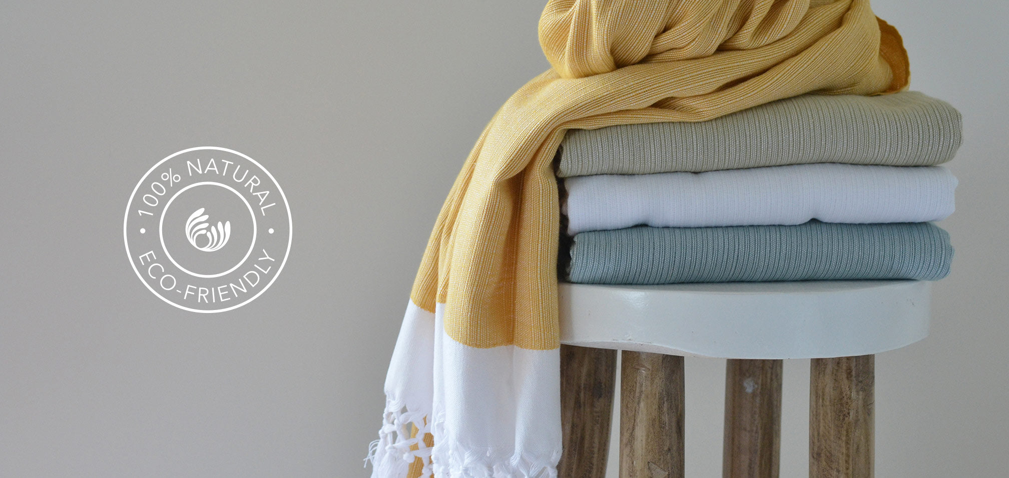 Koza turkish towels-natural fibres