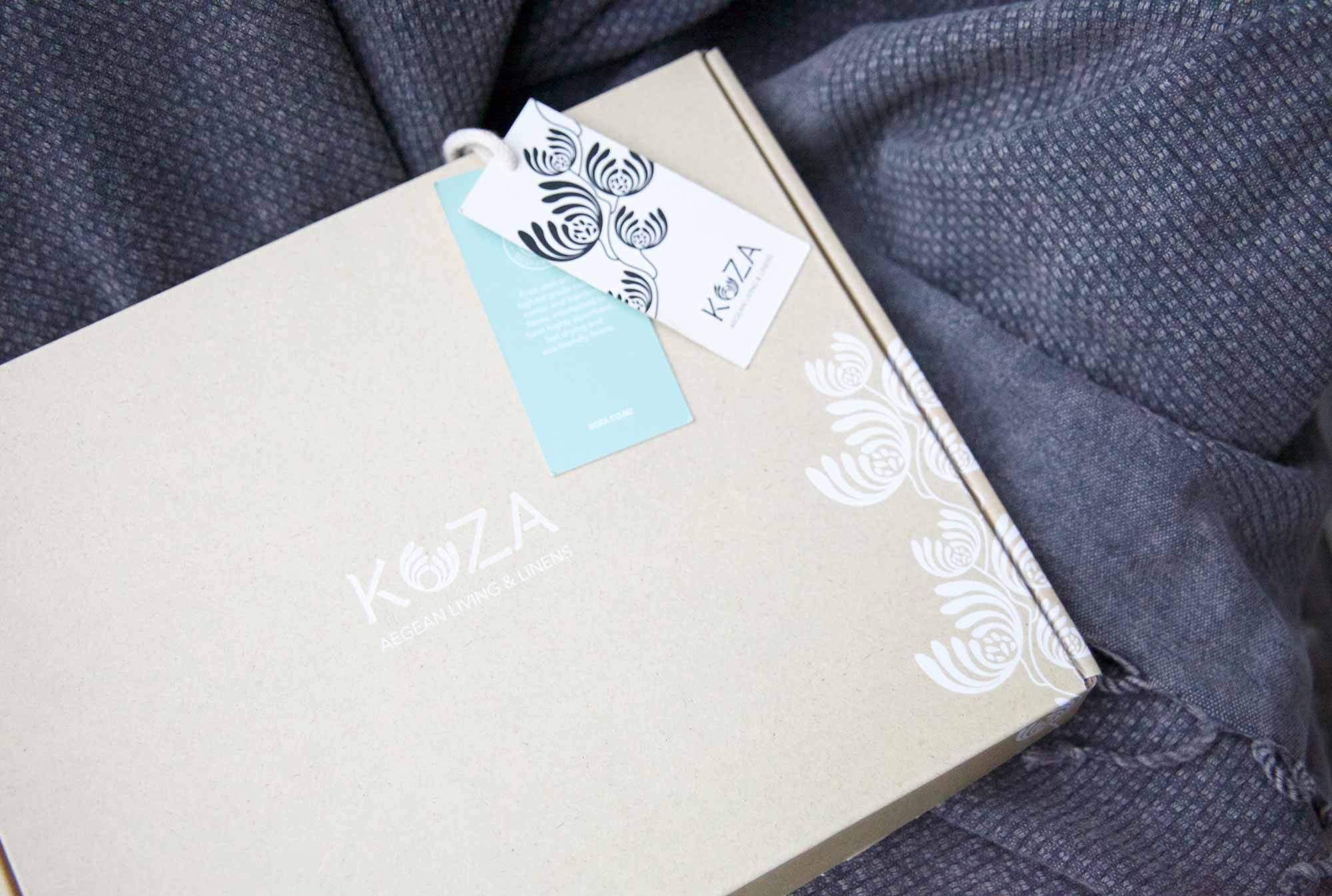 Story ofKoza Turkish Towels