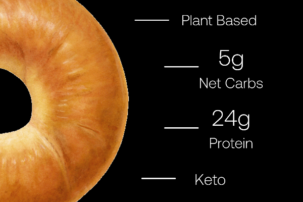 Keto Chef Crafted Bagels
