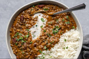 Indian Dal Makhani w/ Jasmine Rice