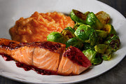 Lemony Roasted Wild Caught Salmon