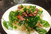 Zesty Thai Lamb & Rice Noodle Salad *NEW*