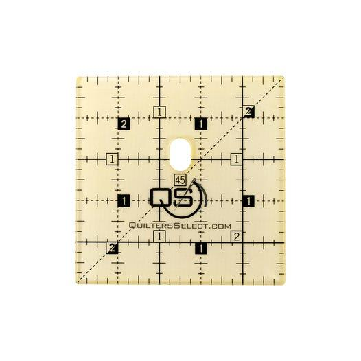 "2.5"" Square QS Ruler"