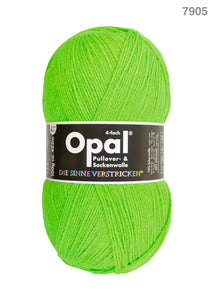 Opal 4-ply Solids