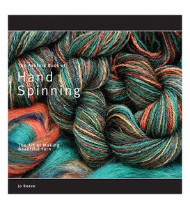 The Ashford Book of Handspinning: the Art of Making Beautiful Yarn