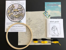 Load image into Gallery viewer, Hook, Line & Tinker embroidery kits