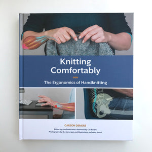 Knitting Comfortably: The Ergonomics of Handknitting