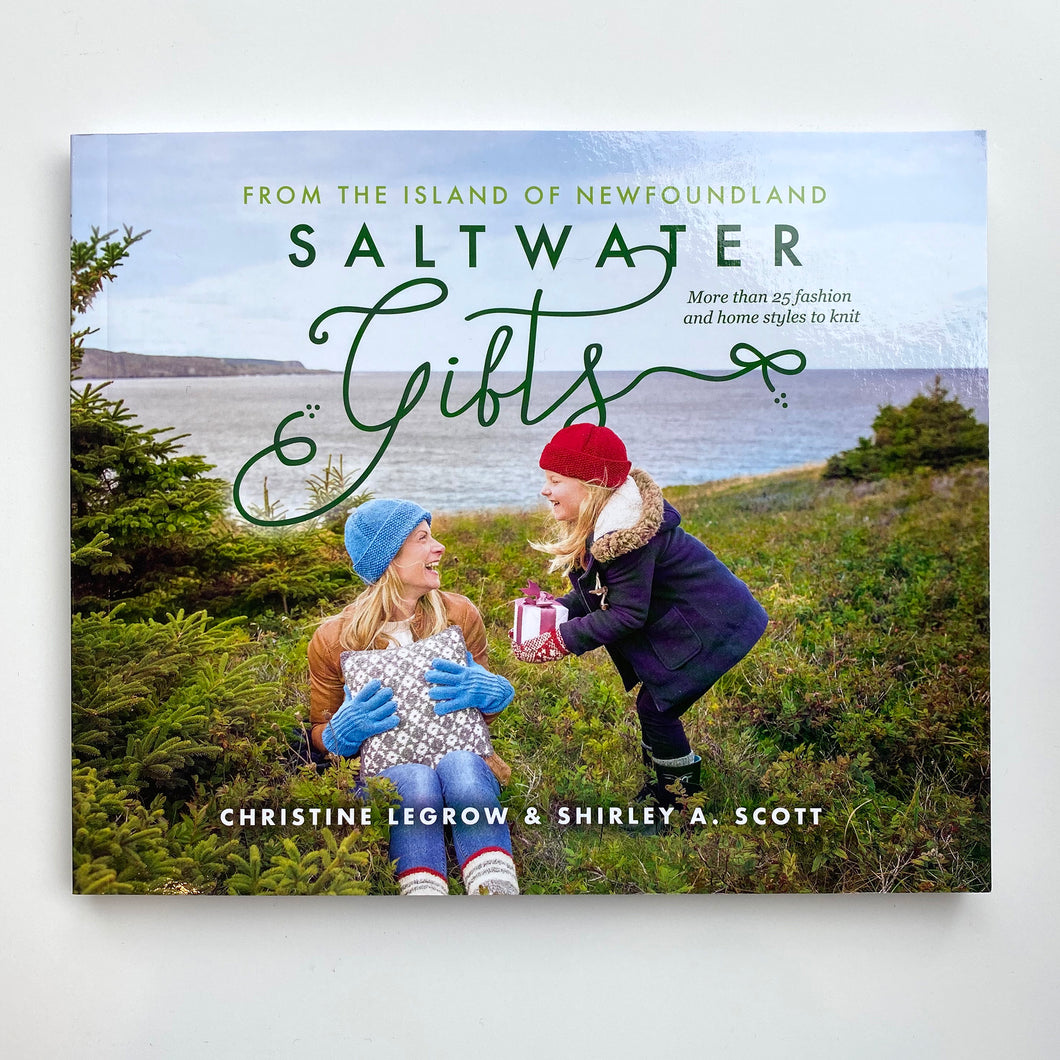 Saltwater Gifts: more than 25 fashion and home styles to knit