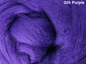 Ashford Corriedale Fibre For Spinning and Felting