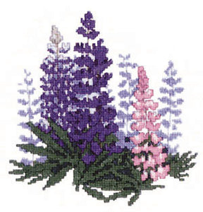 Foxberry Cottage Cross-Stitch Kits