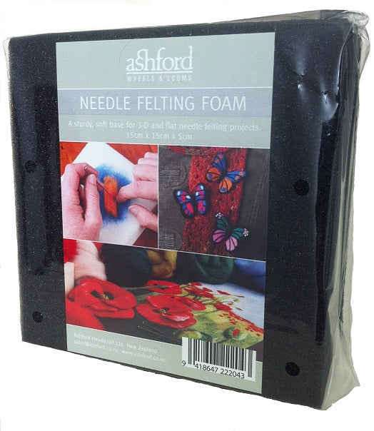 Ashford Needle Felting Foam Block