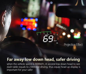 HUD Head-Up Display Car-styling