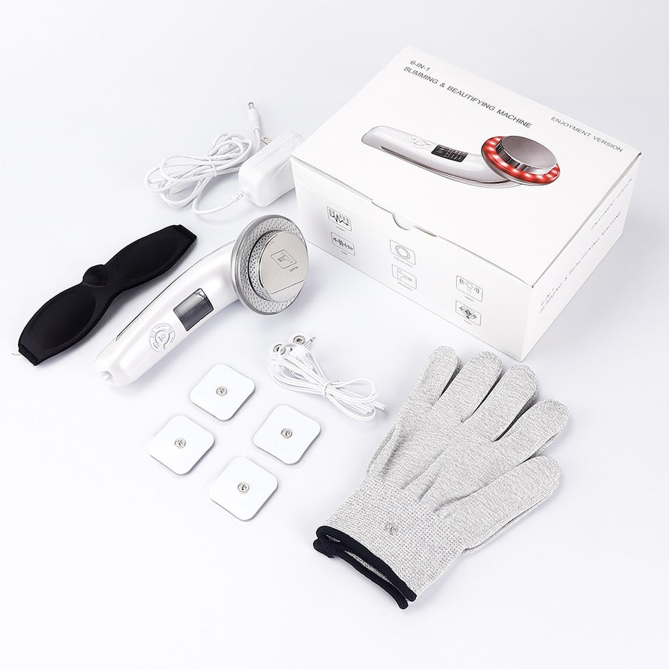 Body Slimming Machine 6 in 1