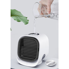Load image into Gallery viewer, Brefree. Air cooler fan USB mini portable.