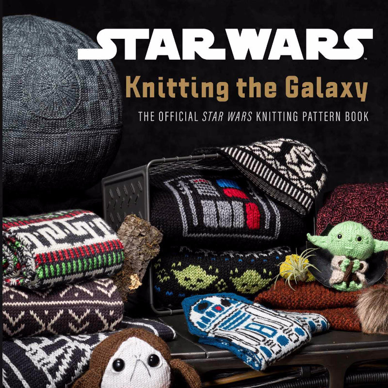 Star Wars Knitting the Galaxy