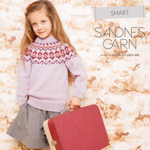 Sandes Garn Pattern Booklet 1810 Smart