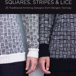 Square Stripes and Lice