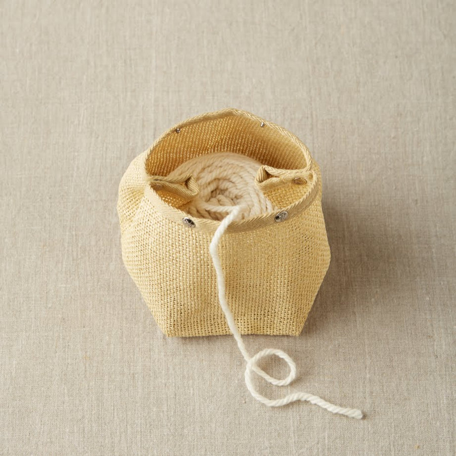 Cocoknits Natural Mesh Bag