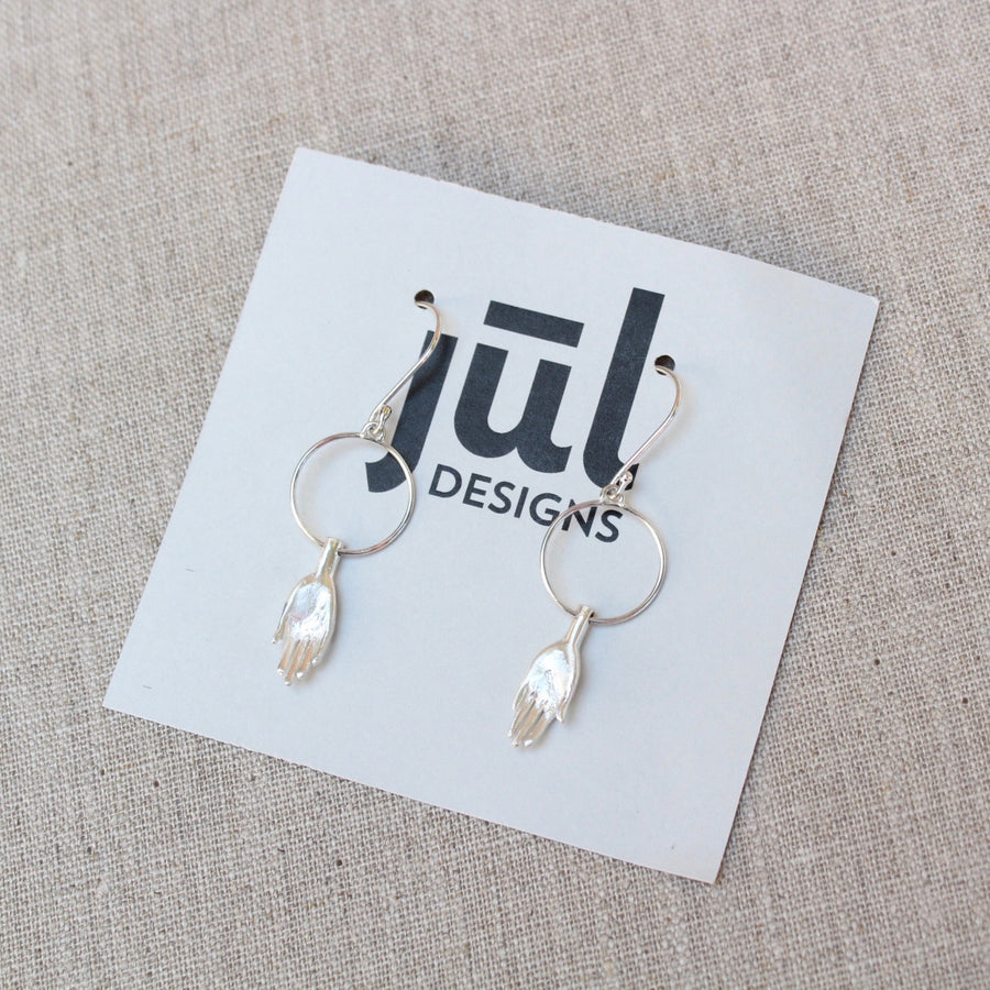 Sterling Silver Earrings - options available