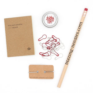 Blazing Needles Notions Kit