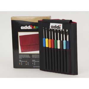 Addi Crochet Hook Colors Set