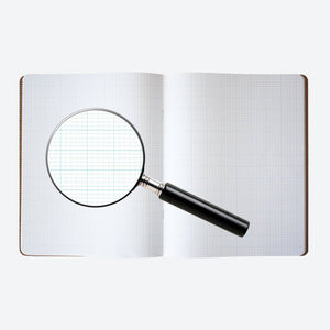 What your graph paper looks like