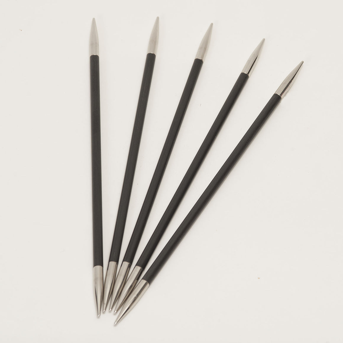 "Karbonz 6"" Double Pointed Needles"