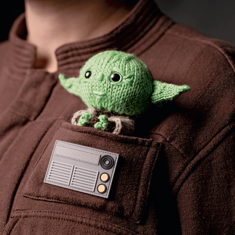 Yoda Knitting Kit