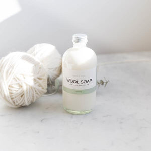Wool Soap Spring