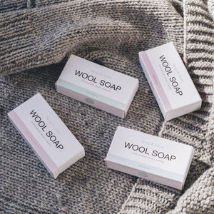 Wool Soap Bar Unscented