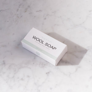 Wool Soap Bar Lemongrass