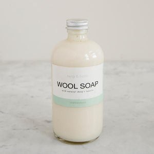 Wool Soap Lemongrass
