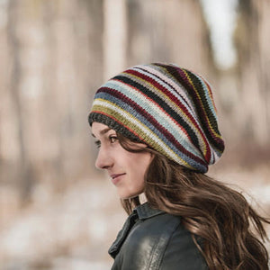 Blue Sky Fibers: 21 Color Slouch Hat Kit