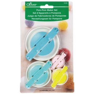 Pom Pom Maker Deluxe  - Four Sizes