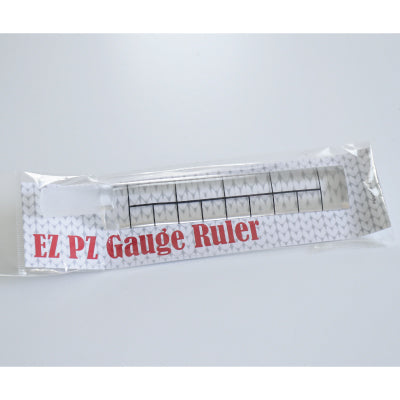 EZ PZ Gauge Ruler