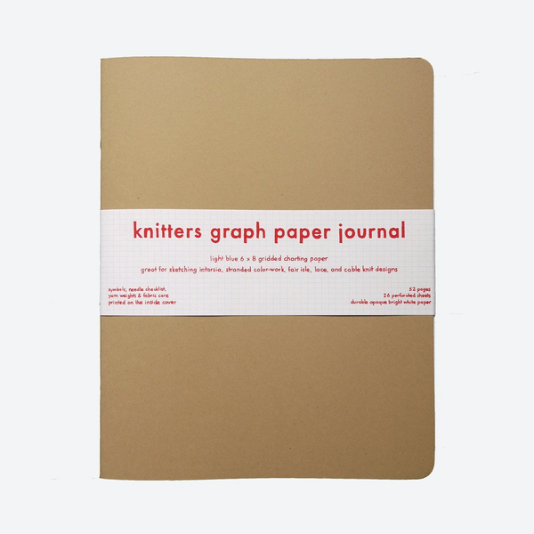 Graph Paper Journal (outside)