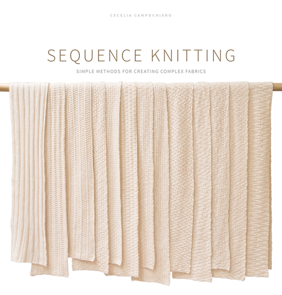 Sequence Knitting by Cecelia Campochiaro