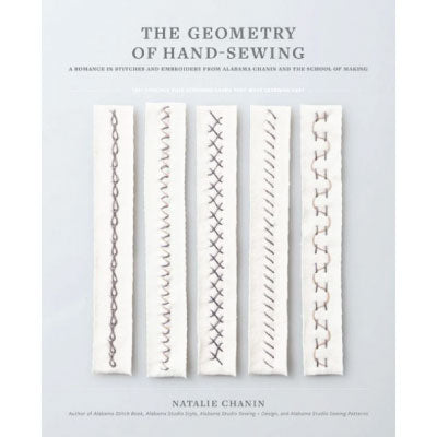 The Geometry of Hand Sewing