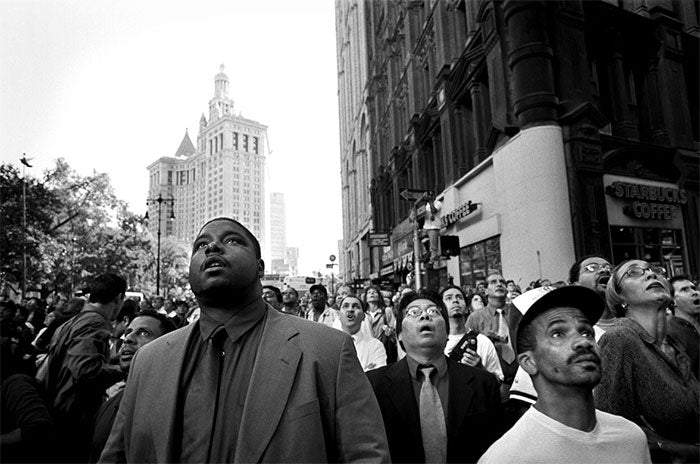 New Yorkers by Patrick Witty