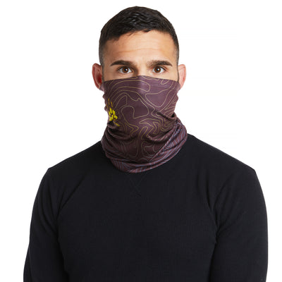Topogradient Neck Gaiter