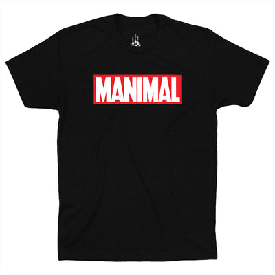 Antihero Marvel Shirt by MANIMAL