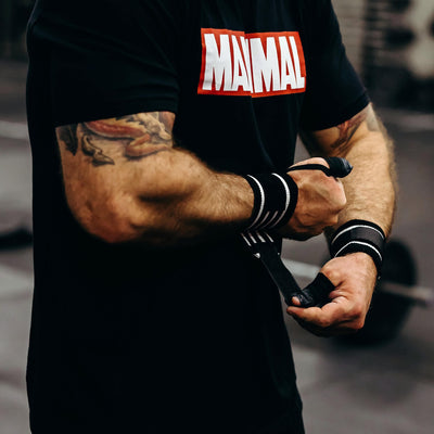 Marvel MANIMAL Gym Shirt