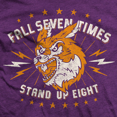 Fall Seven Times, Stand Up Eight by MANIMAL
