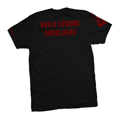 Heavy Burdens Gym Shirt by MANIMAL